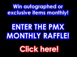 PMX Monthly Raffle